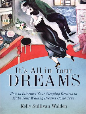 cover image of It's All in Your Dreams