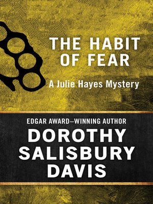 cover image of Habit of Fear