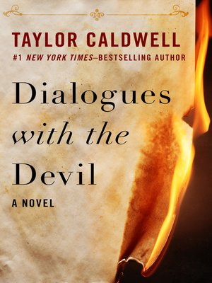 cover image of Dialogues with the Devil