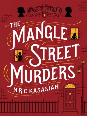cover image of Mangle Street Murders