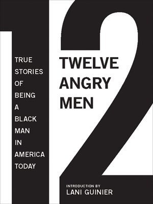cover image of 12 Angry Men
