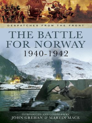 cover image of The Battle for Norway, 1940–1942