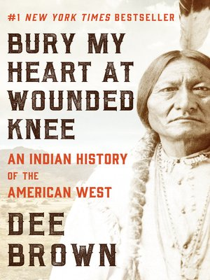 cover image of Bury My Heart at Wounded Knee