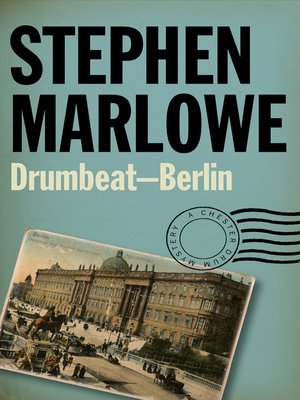 cover image of Drumbeat - Berlin
