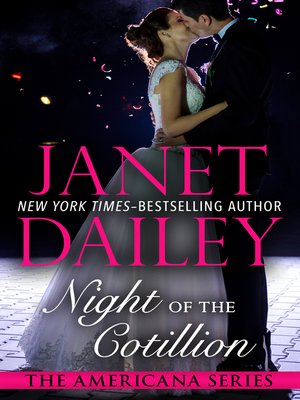 cover image of Night of the Cotillion