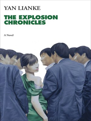 cover image of The Explosion Chronicles