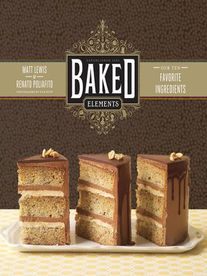cover image of Baked Elements