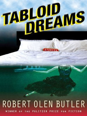 cover image of Tabloid Dreams