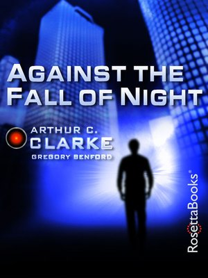 cover image of Against the Fall of Night