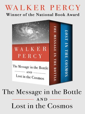 cover image of The Message in the Bottle and Lost in the Cosmos