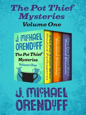 cover image of The Pot Thief Mysteries, Volume 1