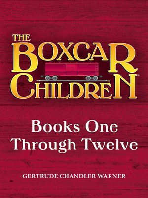 cover image of The Boxcar Children Box Set