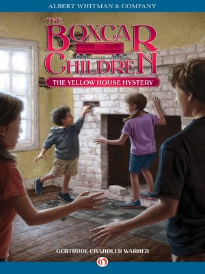 cover image of The Yellow House Mystery