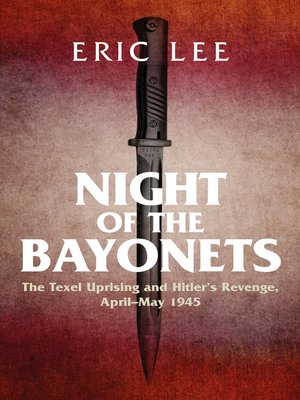 cover image of Night of the Bayonets