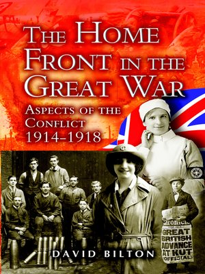 cover image of The Home Front in the Great War