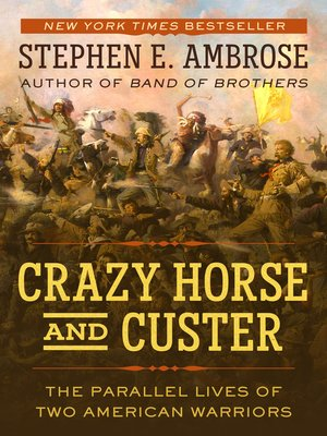 cover image of Crazy Horse and Custer