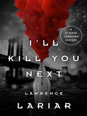 cover image of I'll Kill You Next