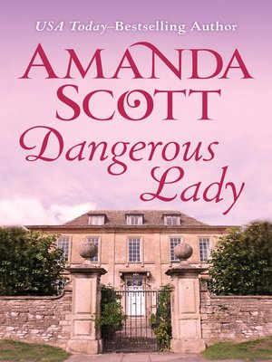 cover image of Dangerous Lady
