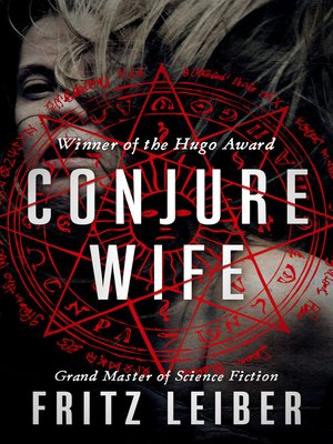 cover image of Conjure Wife