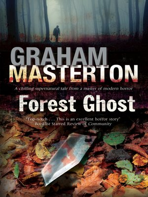 cover image of Forest Ghost