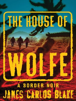 cover image of The House of Wolfe