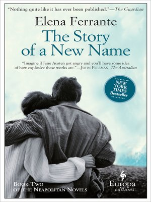 cover image of The Story of a New Name