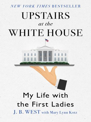 cover image of Upstairs at the White House