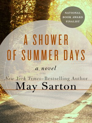 cover image of A Shower of Summer Days