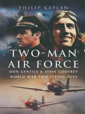 cover image of Two-Man Air Force