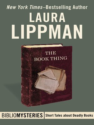 Cover image for The Book Thing