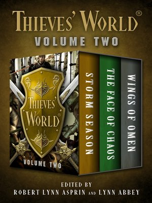 cover image of Thieves' World® Volume Two