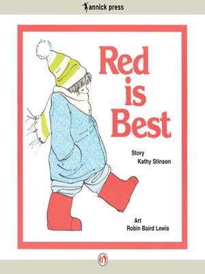 cover image of Red Is Best