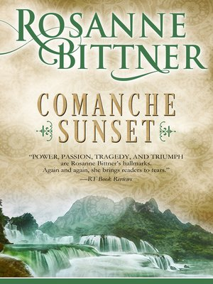 cover image of Comanche Sunset