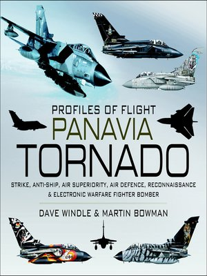 cover image of Panavia Tornado
