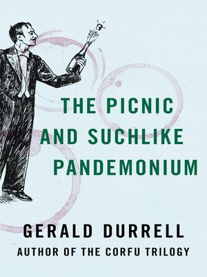 cover image of The Picnic and Suchlike Pandemonium