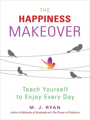 cover image of The Happiness Makeover