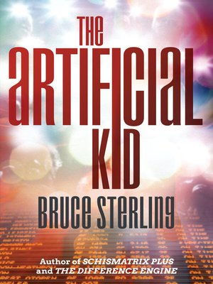 cover image of The Artificial Kid