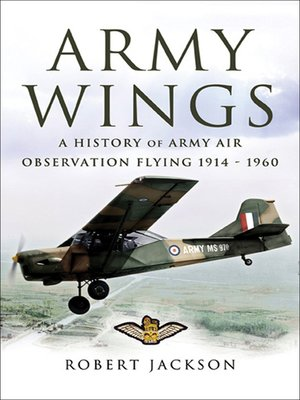 cover image of Army Wings