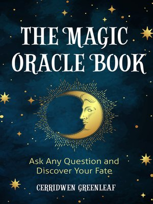 cover image of The Magic Oracle Book