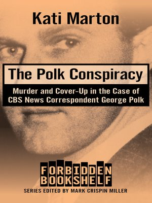 cover image of The Polk Conspiracy