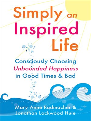 cover image of Simply an Inspired Life