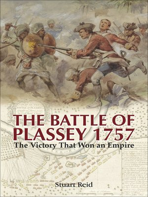 cover image of The Battle of Plassey, 1757
