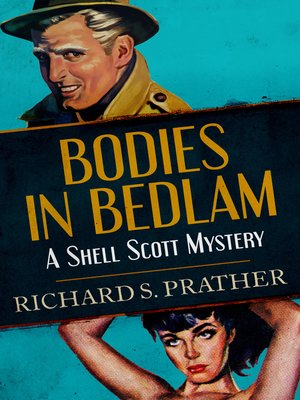 cover image of Bodies in Bedlam