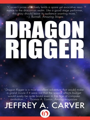 cover image of Dragon Rigger
