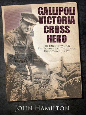 cover image of Gallipoli Victoria Cross Hero