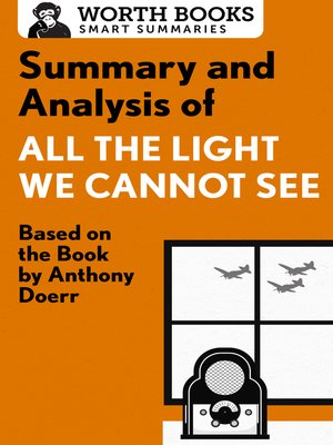 cover image of Summary and Analysis of All the Light We Cannot See