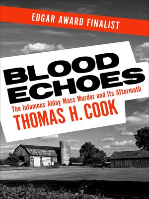 cover image of Blood Echoes