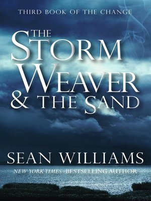 cover image of The Storm Weaver & The Sand