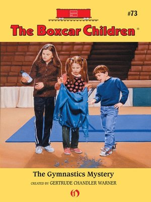 cover image of Gymnastics Mystery