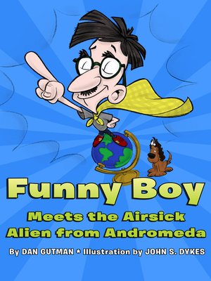 cover image of Funny Boy Meets the Airsick Alien from Andromeda